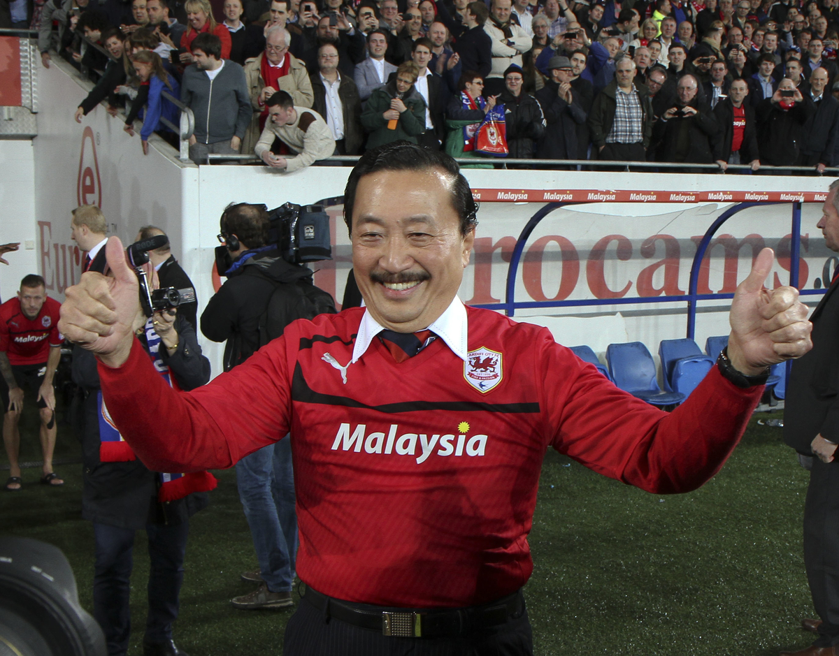 Vincent Tan Cardiff Focus
