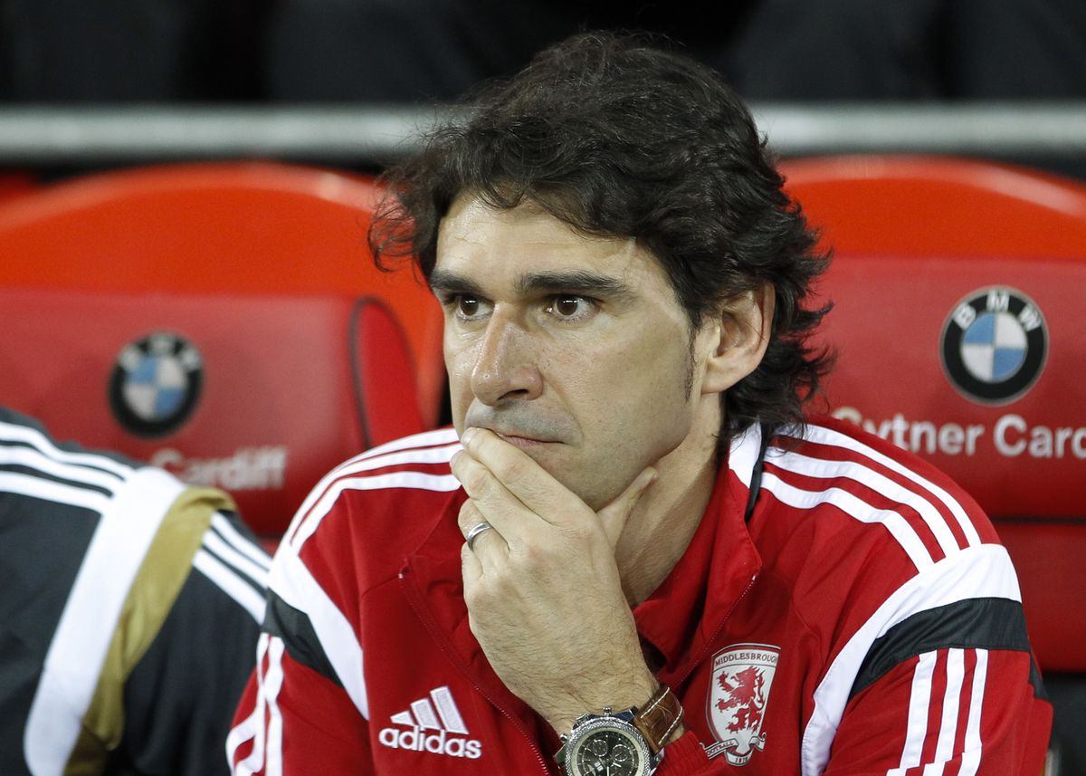 Aitor Karanka, casi dos años como entrenador del Middlesbrough (Foto: Focus Images Ltd)