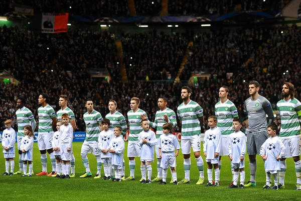 Celtic Champions Focus
