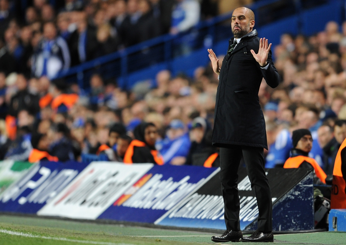 Guardiola Focus