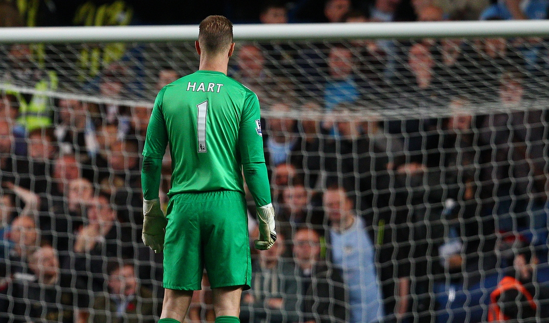 Manchester City Hart Focus