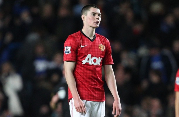 Manchester United Michael Keane Focus