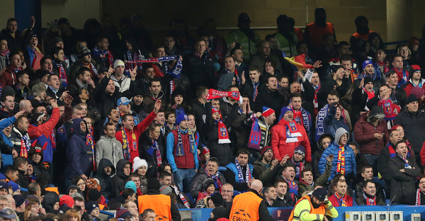 El Steaua de Bucarest es un club sumido en el caos. Foto: Focus images Ltd.