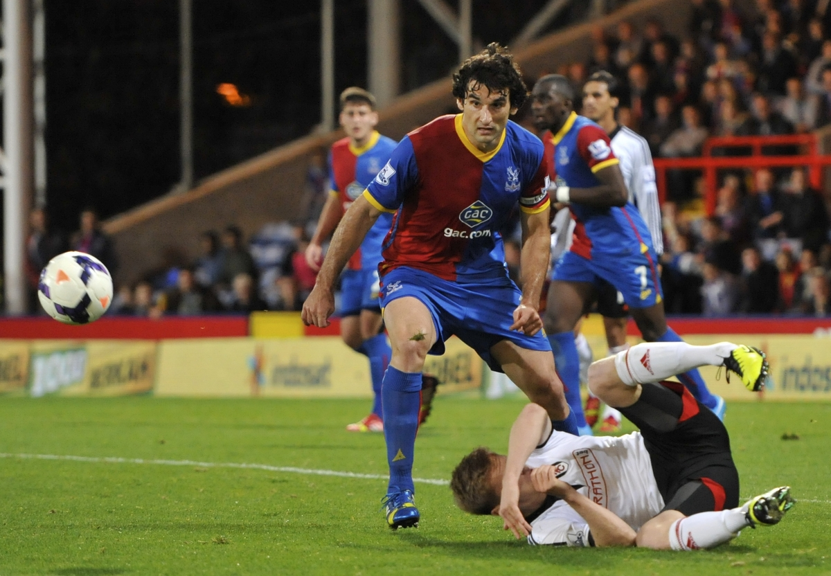 Crystal Palace Jedinak Focus