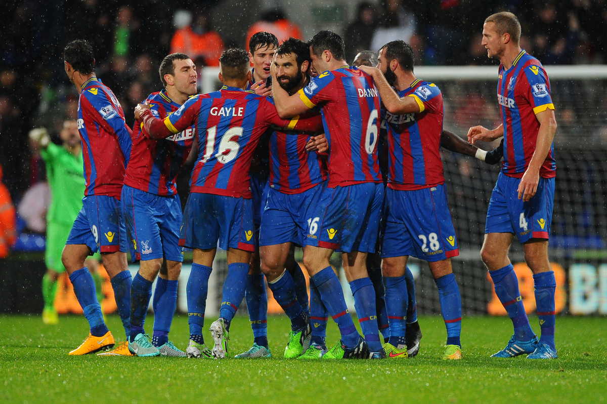 Crystal Palace v LiverpoolBarclays Premier League