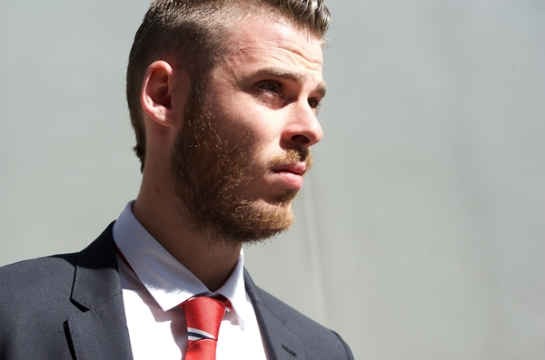 David De Gea (Foto: Focus Images Ltd)