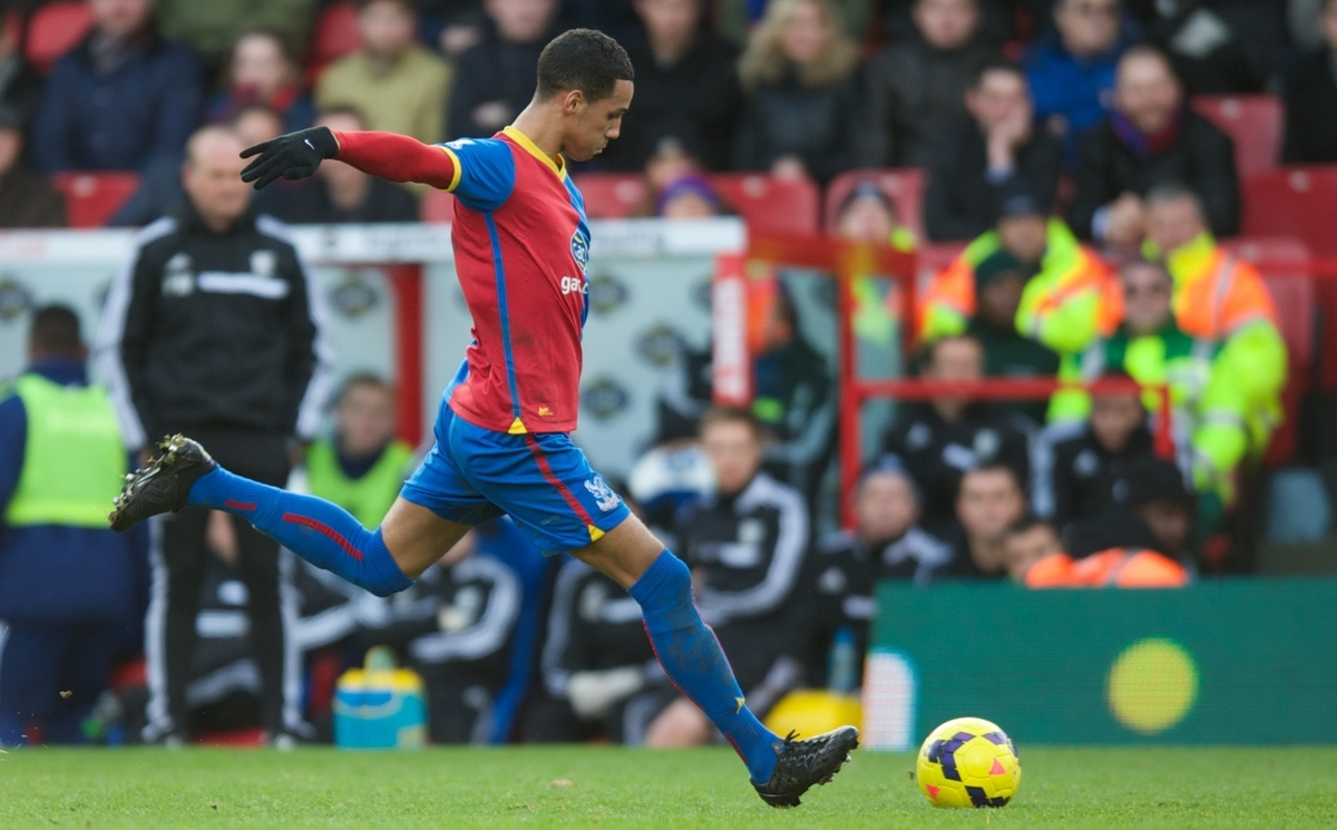 Crystal Palace Tom Ince Focus