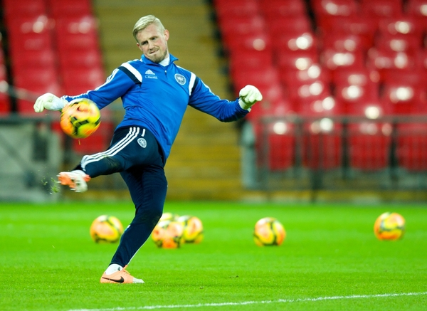 Denmark Training