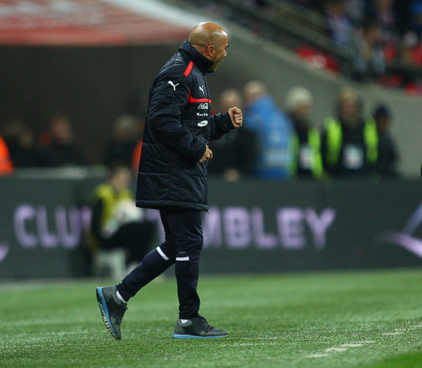 Chile Sampaoli Focus