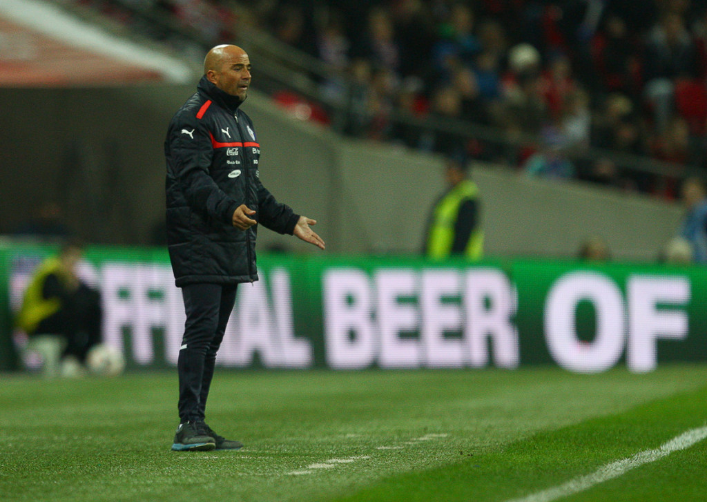 Sampaoli Chile Focus