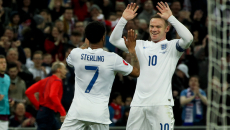 Rooney Sterling Inglaterra - Focus