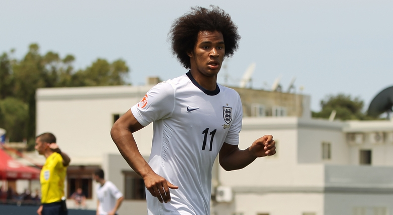 Izzy Brown Focus