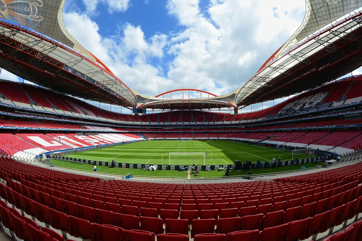 Estadio Da Luz Focus Lisboa