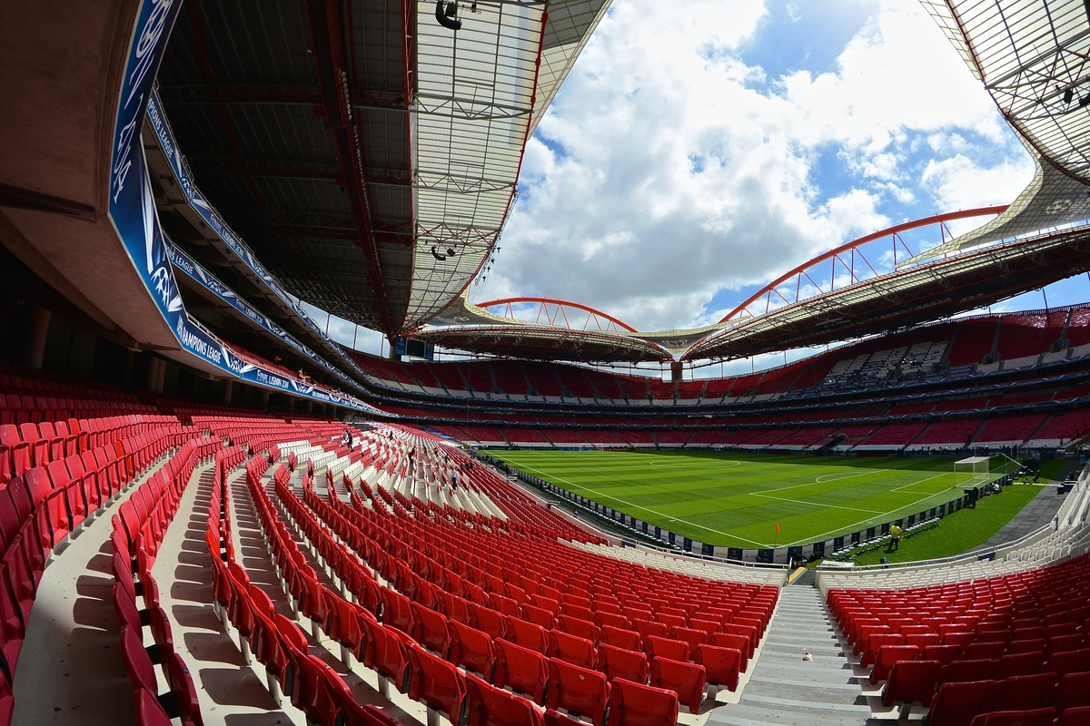 General Views of Estádio da Luz, Lisbon Picture by Ian Wadkins/Focus Images Ltd +44 7877 568959 23/05/2014