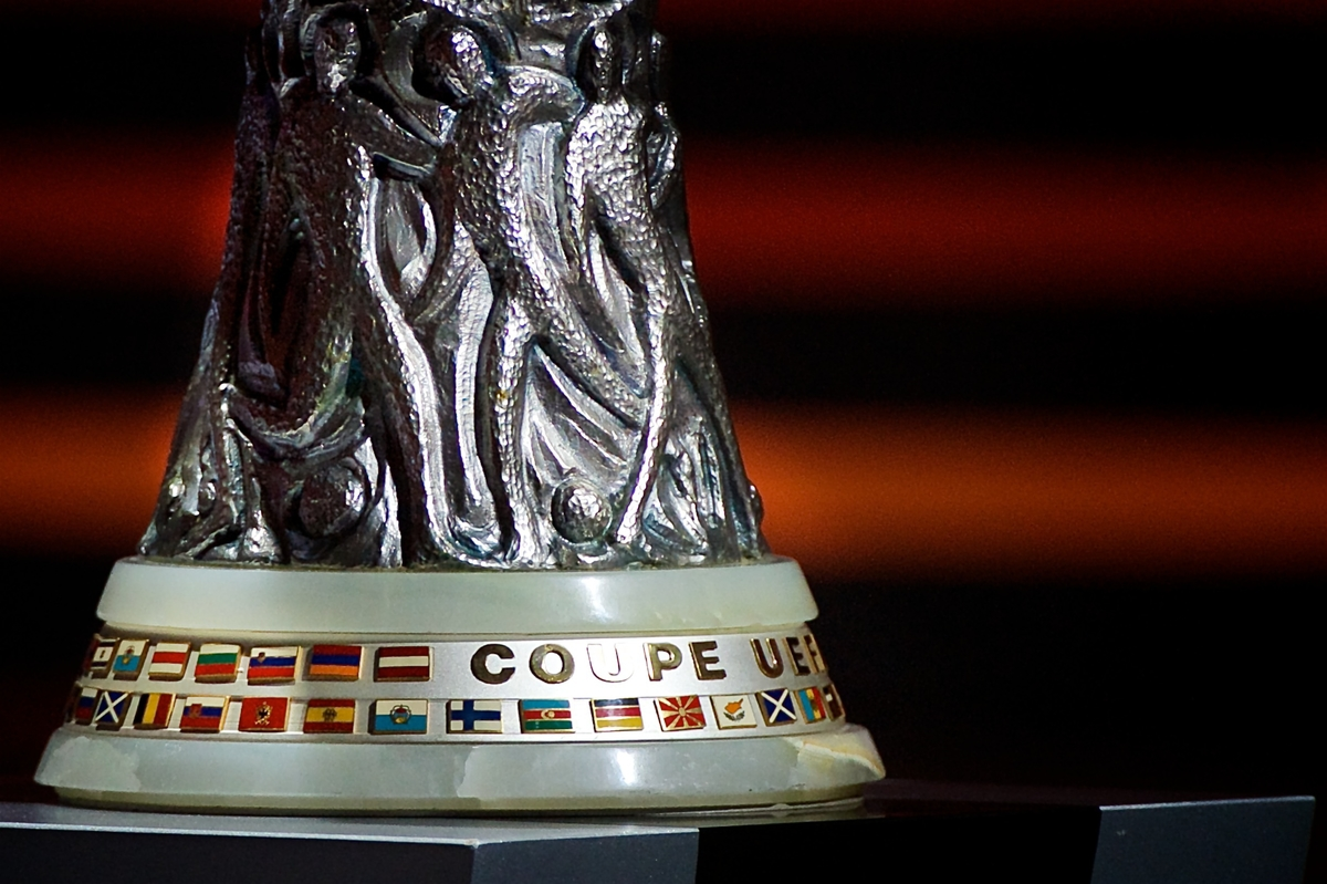Europa League Draw sorteo