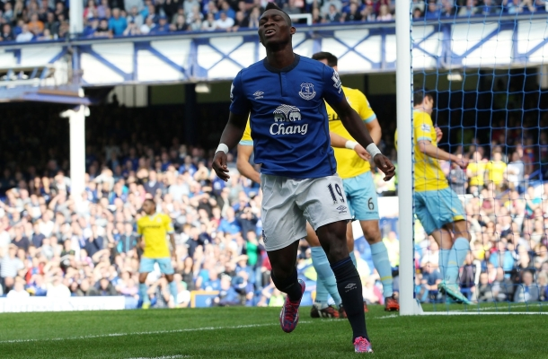 Everton v Crystal PalaceBarclays Premier League