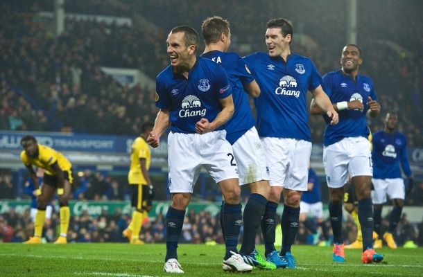 Everton v Lille OSCUEFA Europa League
