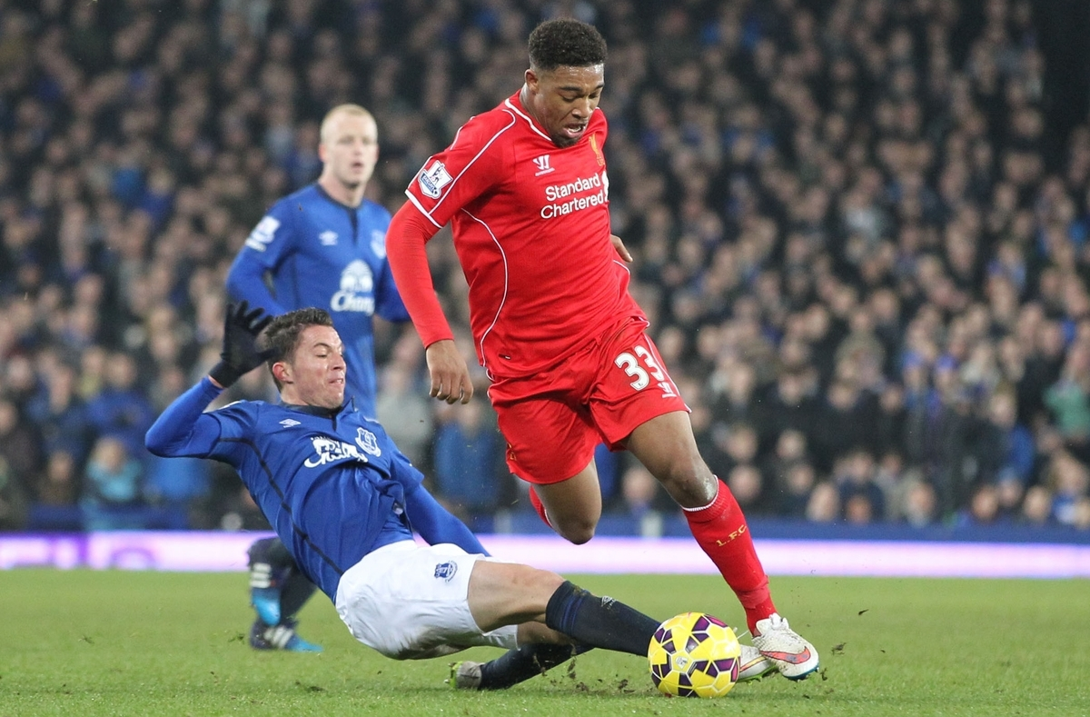 Jordon Ibe Liverpool Focus