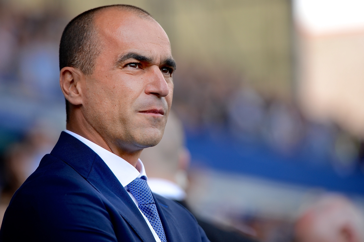 Everton manager Roberton Martinez pictured ahead of the Barclays Premier League match at Goodison Park, Liverpool Picture by Ian Wadkins/Focus Images Ltd +44 7877 568959 08/08/2015