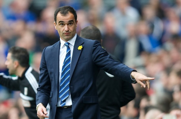 Roberto Martinez Everton Focus