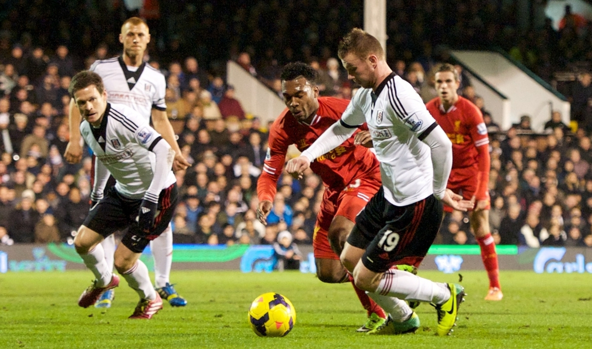Tunnicliffe Fulham Focus