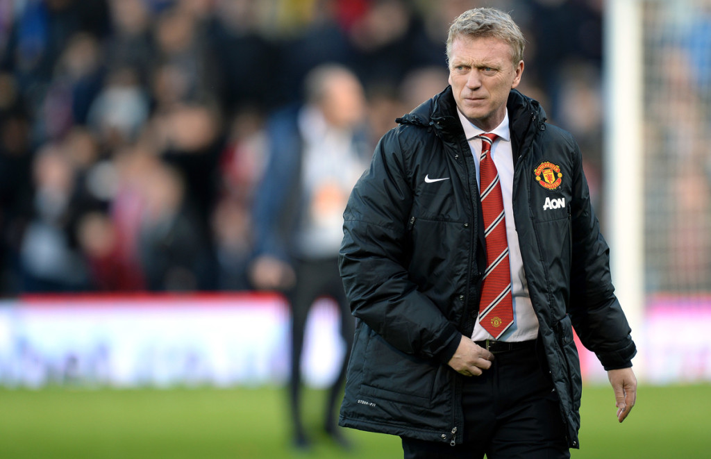 David Moyes empieza a conseguir que su Manchester United sea más fiable (Foto: Focus Images Ltd).
