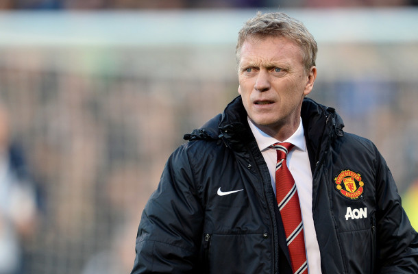 Moyes Manchester United Focus