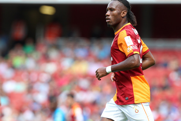 Galatasaray v FC PortoThe Emirates Cup Drogba