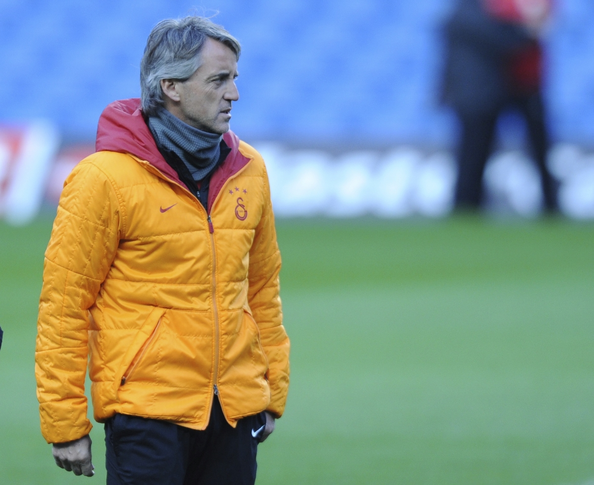 Mancini Galatasaray Focus