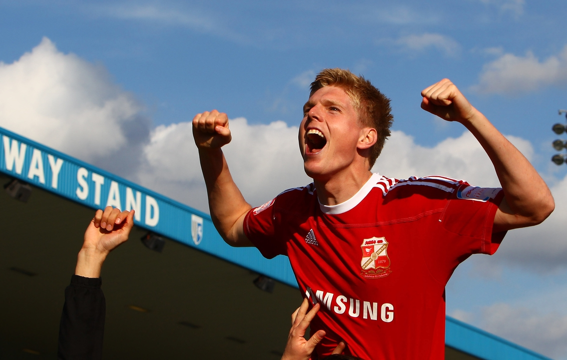 Matt Ritchie Swindon Focus