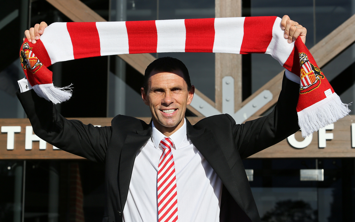 Gus Poyet press conference