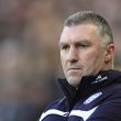 Leicester City Nigel Pearson Focus