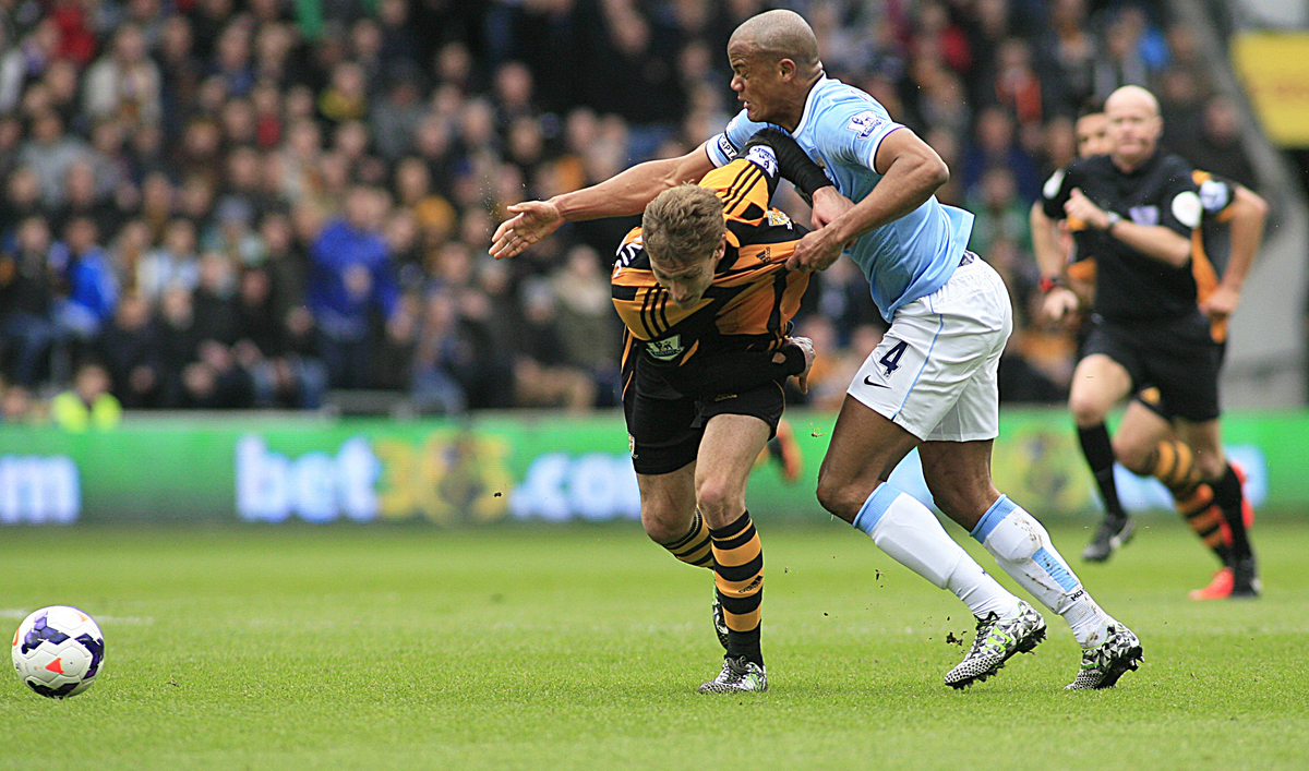 Hull City v Manchester City Barclays Premier League