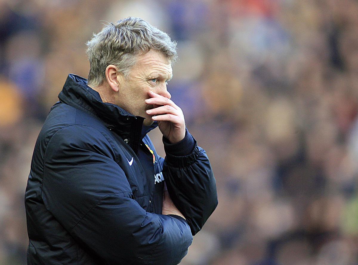 David Moyes busca refuerzos en el mercado invernal (Foto: Focus Images Ltd)