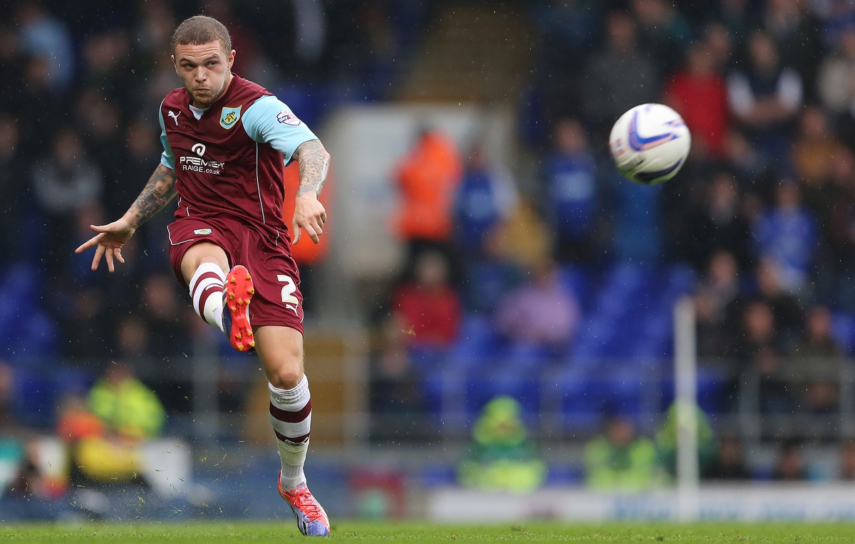 Burnley Trippier Focus