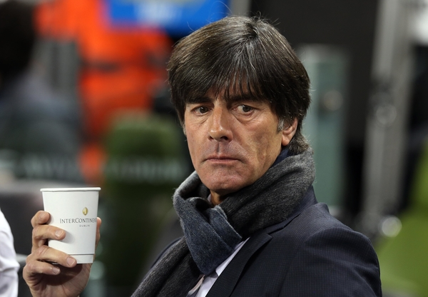 Germany's Joachim Low during the UEFA Euro 2016 Qualifying match at the Aviva Stadium, Dublin Picture by Lorraine O'Sullivan/Focus Images Ltd +353 872341584 08/10/2015