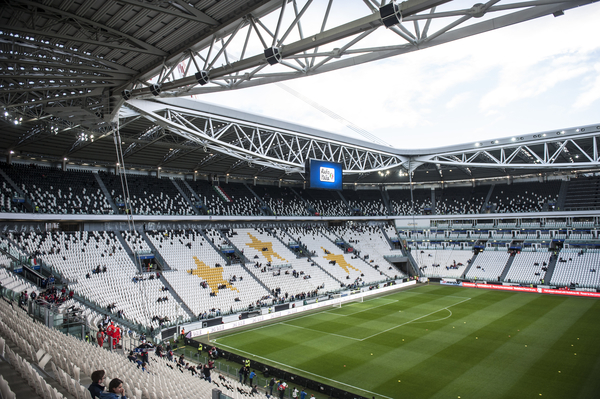 A general view of Juventus Stadium, Turin Picture by Daniel Hambury/Focus Images Ltd +44 7813 022858 31/03/2015