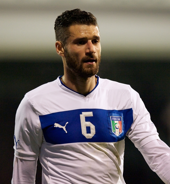 Italy v NigeriaInternational Friendly Candreva