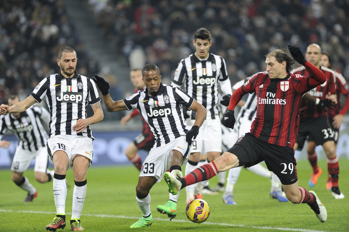 Juventus v AC MilanSerie A