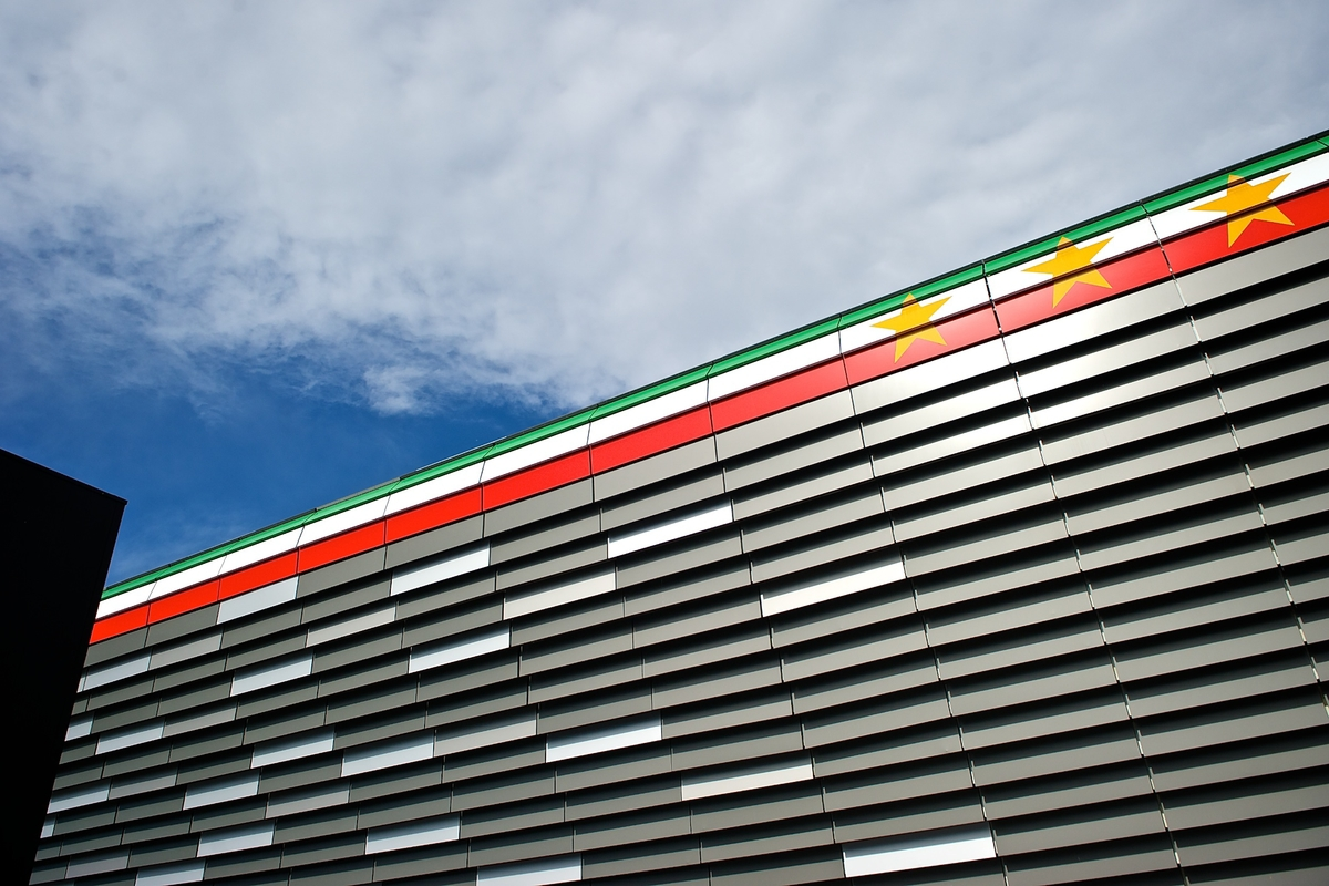 A general view of Juventus Stadium, Turin Picture by Ian Wadkins/Focus Images Ltd +44 7877 568959 13/05/2014