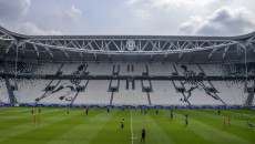 The players of Juventus during training, ahead of their UEFA Champions League Final, at Juventus Stadium, Turin Picture by Stefano Gnech/Focus Images Ltd +39 333 1641678 01/06/2015