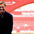 New Liverpool manager Jurgen Klopp speaks during a press conference at Anfield stadium, Liverpool Picture by Ian Wadkins/Focus Images Ltd +44 7877 568959 09/10/2015