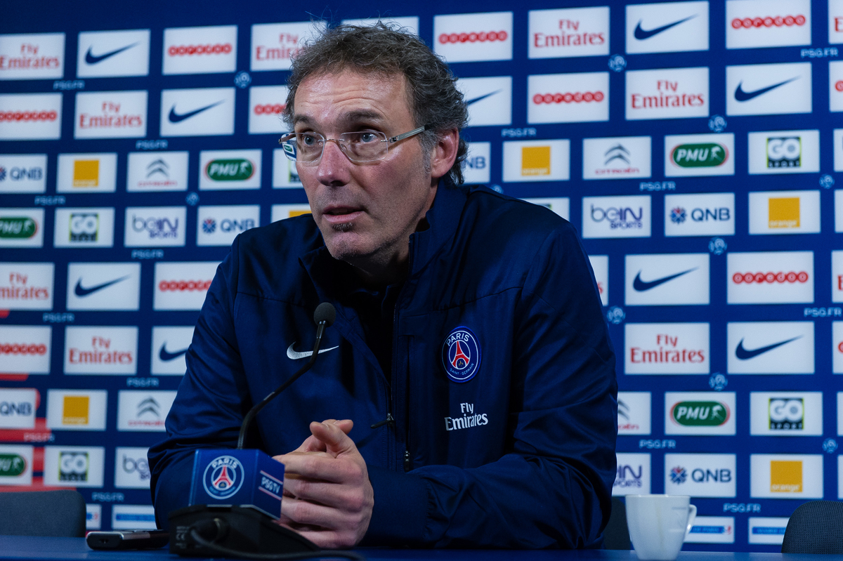 Focus Laurent Blanc Press Conference