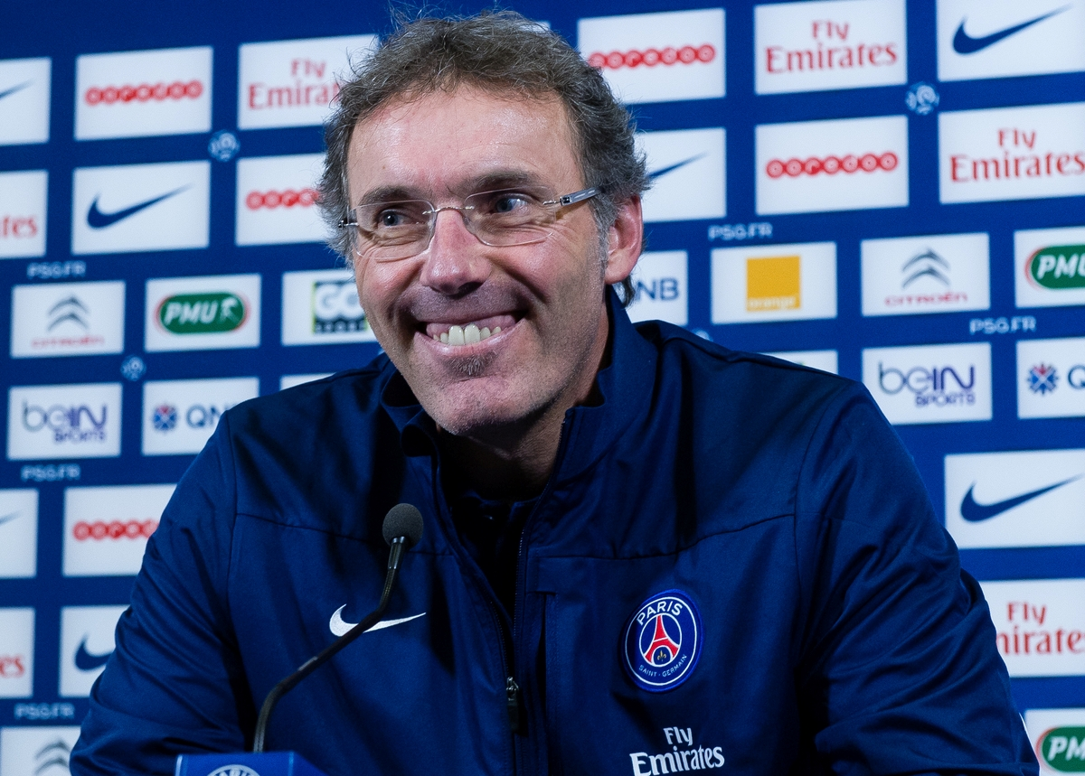 FIL LAURENT BLANC PRESS CONFERENCE 69