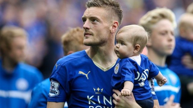 Jamie Vardy sigue metiendo goles (Foto: Focus Images Ltd)