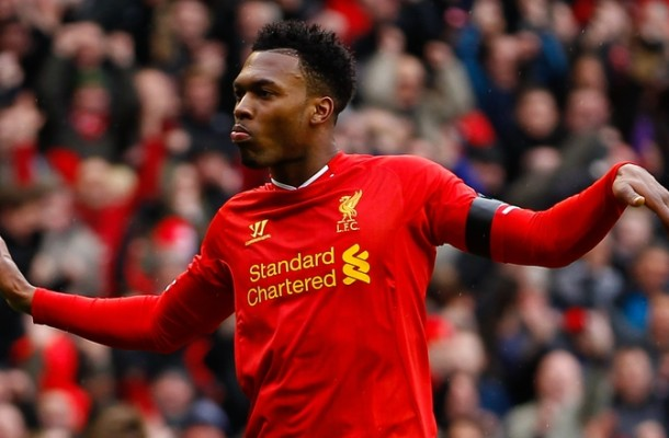 Liverpool Sturridge Focus