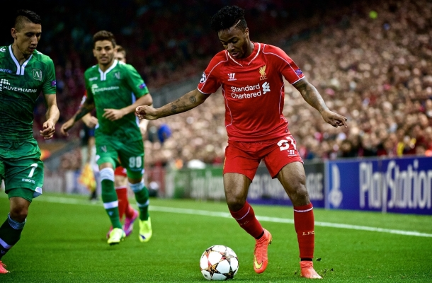 Liverpool Focus Sterling