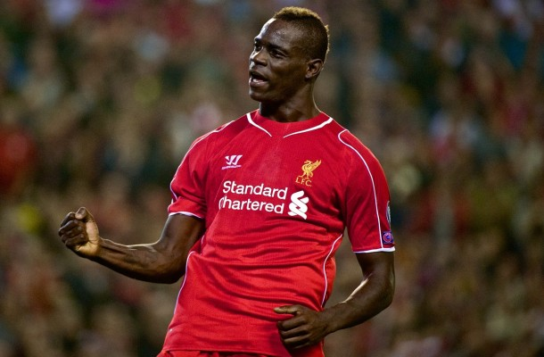 Liverpool Balotelli Focus