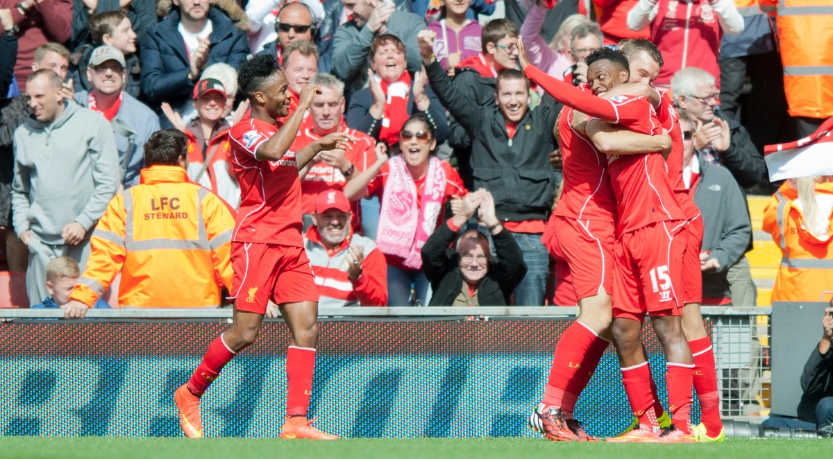 Sterling Sturridge Liverpool FOcus