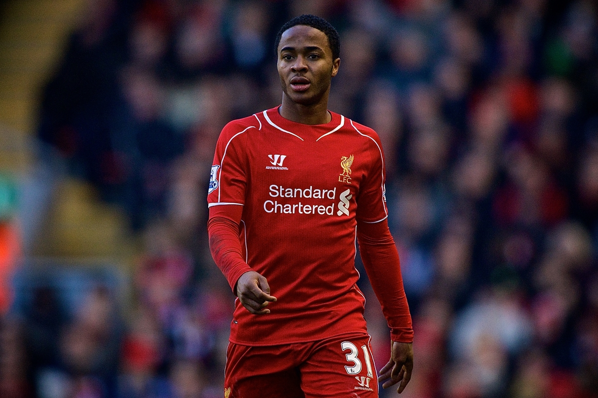 Liverpool Sterling Focus